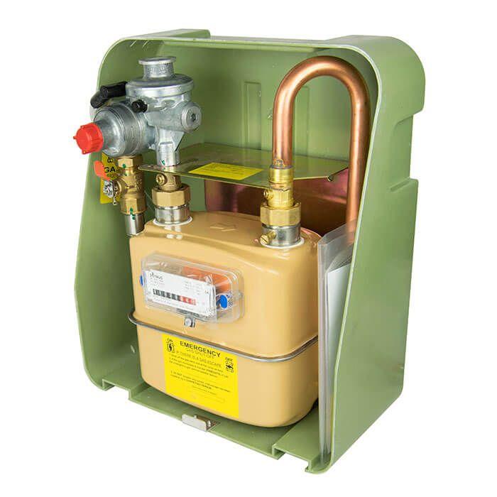 Gas Meter Box Assemblies
