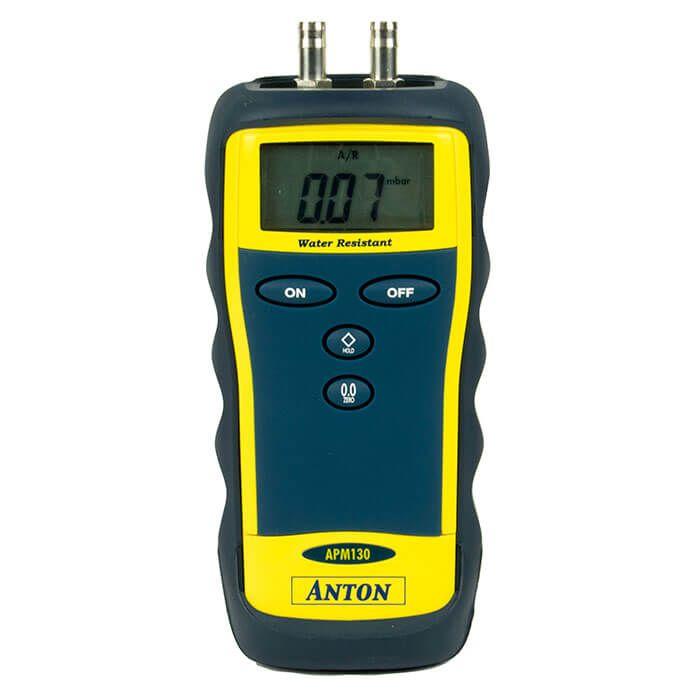 Pressure Meters and Manometers