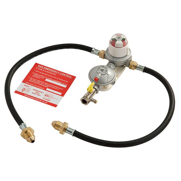 Automatic Changeover Kits - Low Pressure