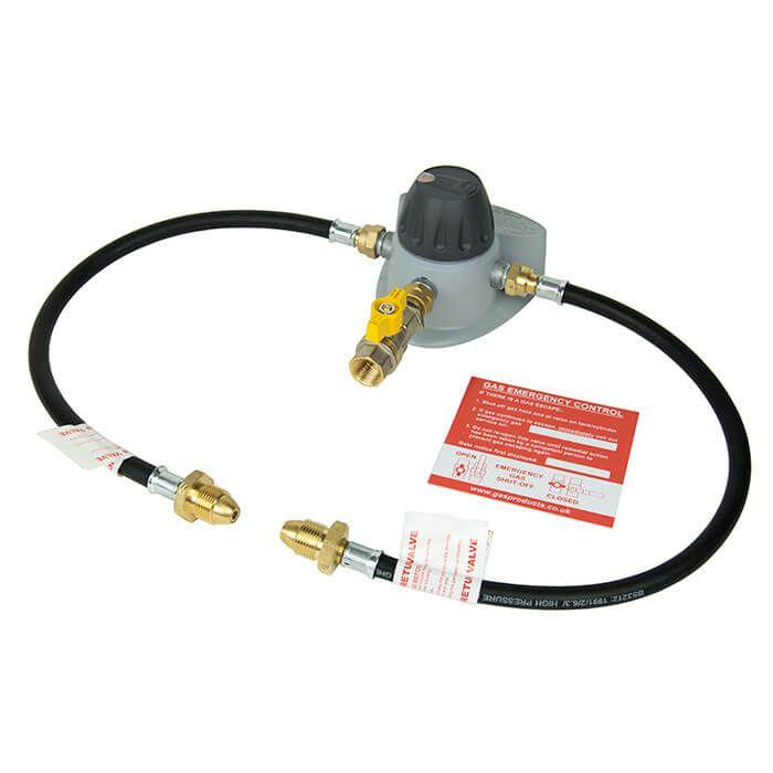 Automatic Changeover Kits - High Pressure