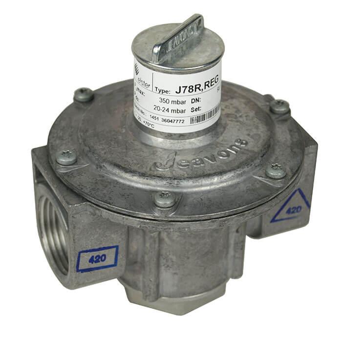 Jeavons Commercial Gas Regulators