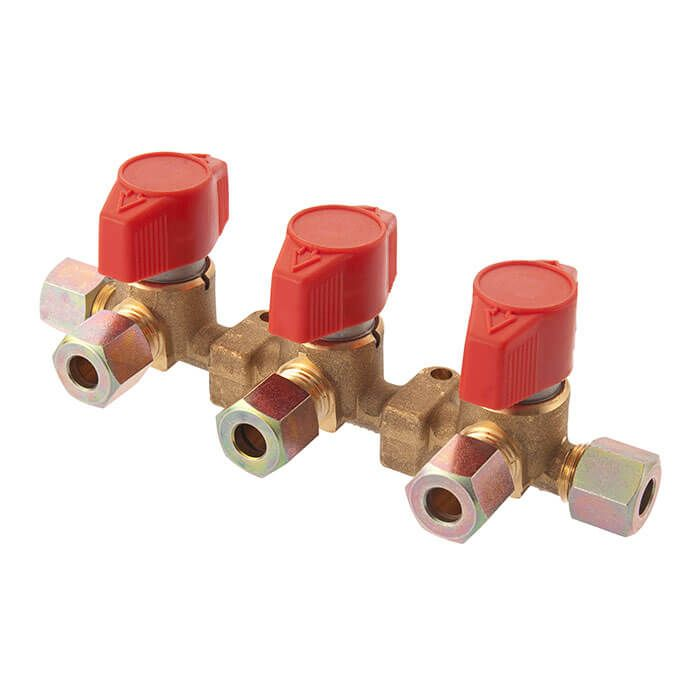 Caravan & Marine Gas Ball Valves