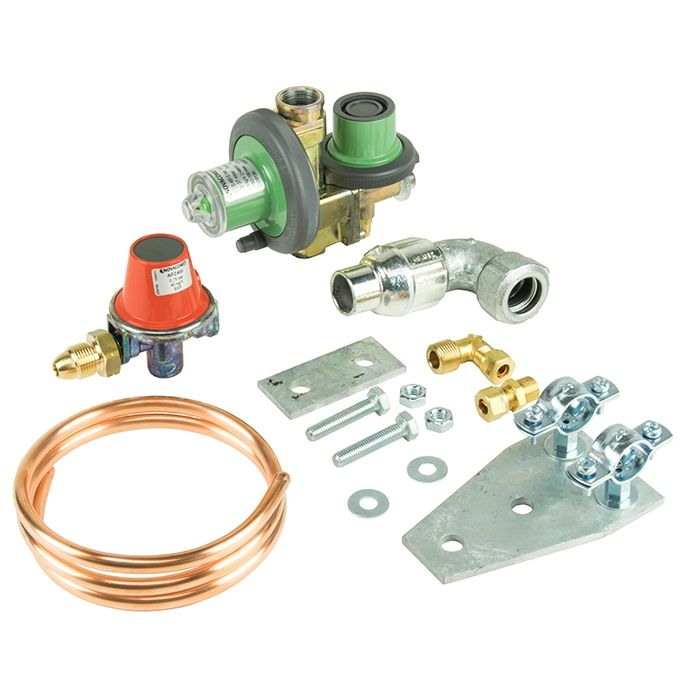 LPG Tank Installation Kits
