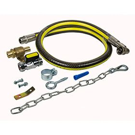 Gas Cooker Hoses & Accessories