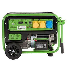 Generators (LPG)