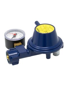 GOK Marine Gas Regulator with Gauge
