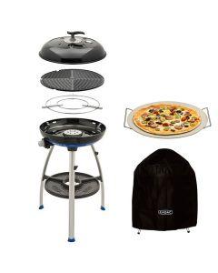 Cadac Carri Chef 2 BBQ/Pizza Stone Combo