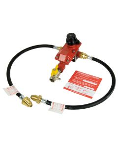 ITO Automatic Changeover Gas Regulator Kit POL
