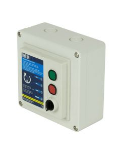 Caledonian Controls Double Sensor Gas Interlock System