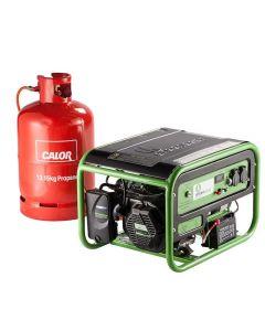 Greengear 2kW Portable LPG Power Generator