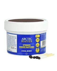 Arctic Hayes Smoke Matches - Tub of 100