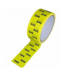 GAS Identification Tape - 38mm x 33m