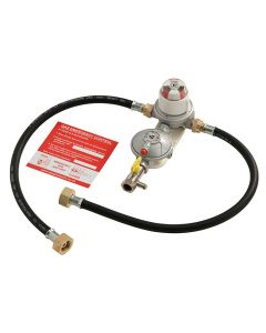 Reca Automatic Changeover LPG Propane Gas Regulator Kit - ROI