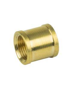 """3/8"""" Bsp Equal Brass Socket"""