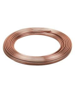 8mm x 10 Metres Copper Tube