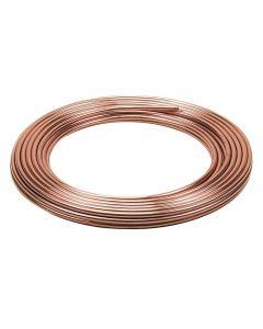 10mm x 10 Metres Copper Tube