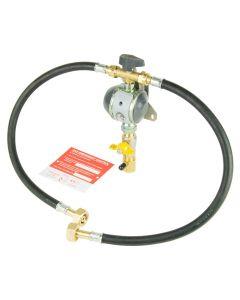 Clesse 4kg/hr 37mbar CSR485 OPSO Manual Changeover Propane Gas Regulator Kit ROI