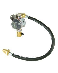 Clesse 4kg/hr 37mbar CSR485 OPSO Propane Single Cylinder Regulator Kit POL