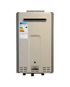 Rinnai Infinity HD55e External Low-NOx 52.6kW Gas Water Heater Natural Gas