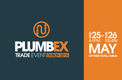 Visit us at PlumbEx Trade Show